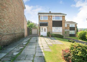 Thumbnail 3 bed detached house for sale in Romney Drive, Dronfield, Derbyshire