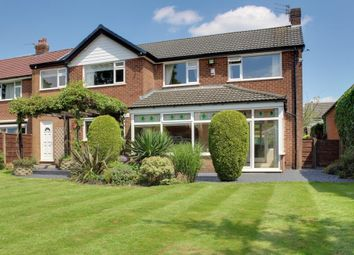 Thumbnail 4 bed detached house for sale in Brixham Avenue, Cheadle Hulme, Cheadle