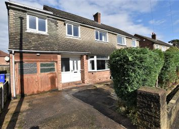 Thumbnail 4 bed semi-detached house for sale in Bankside Road, East Didsbury, Didsbury, Manchester