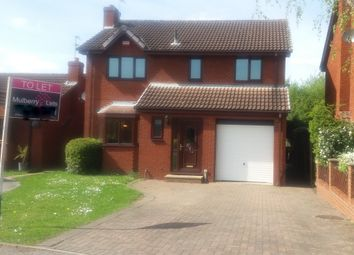 Thumbnail 4 bed detached house to rent in Muirfield Avenue, Bessacarr, Doncaster