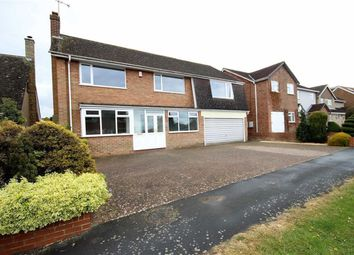Thumbnail 5 bedroom detached house for sale in Sandringham Road, Lawn, Swindon