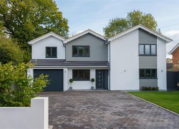 Thumbnail 5 bed detached house for sale in Weedon Lane, Amersham, Buckinghamshire