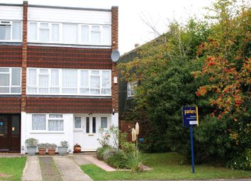 Thumbnail 4 bed end terrace house for sale in Leyburn Close, Woodley, Reading, Berkshire