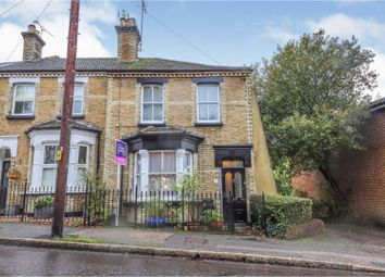 Church Road, Buckhurst Hill IG9. 3 bed end terrace house for sale