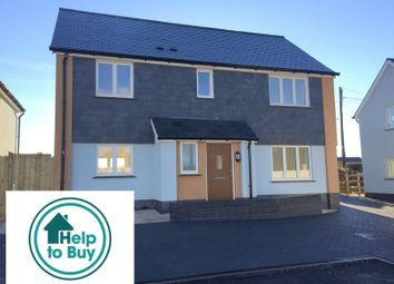 Thumbnail 4 bed property for sale in Cheriton Bishop, Exeter