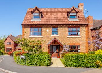 Thumbnail 5 bed detached house for sale in Sandbach Drive, Northwich, Cheshire West And Chester