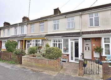 Thumbnail 2 bed terraced house for sale in Byron Road, Barton On Sea