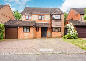 4 bed detached house for sale in Burrows Close, Penn HP10