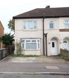 Thumbnail 3 bed semi-detached house for sale in Harefield Road, Luton