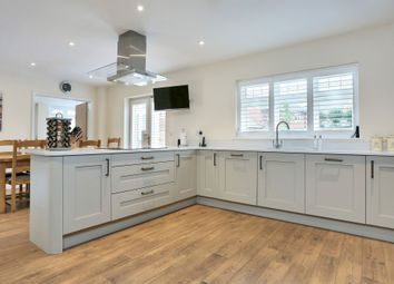 Thumbnail 5 bedroom detached house for sale in Langham Place, Ashwell Road, Oakham