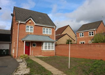 Thumbnail 3 bed detached house for sale in Home Avenue, Thorpe Astley, Braunstone, Leicester