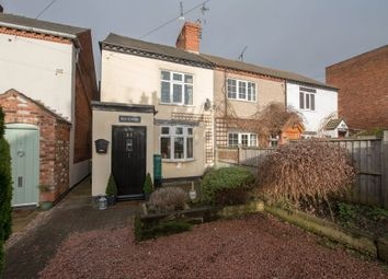 Thumbnail 2 bed cottage for sale in Fairfield Road, Horsley Woodhouse, Ilkeston