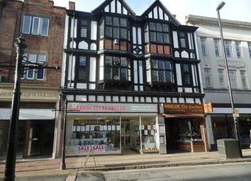 Thumbnail Commercial property for sale in 20-21 High Street, Burton Upon Trent, Staffordshire