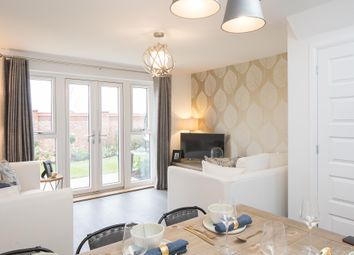 """Thumbnail 3 bed semi-detached house for sale in """"Norbury"""" at Waterpark Drive, Liverpool"""