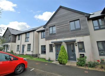 Thumbnail 3 bed end terrace house for sale in Cobham Close, Crownhill, Plymouth
