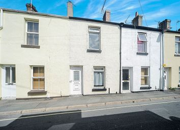 Thumbnail 2 bed terraced house for sale in Quay Terrace, Newton Abbot, Devon