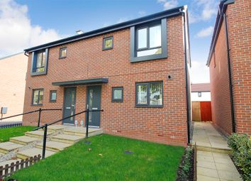 Thumbnail 3 bedroom semi-detached house for sale in Imperial Mews, Hull
