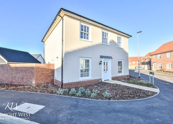 Thumbnail 4 bed detached house for sale in Off Harwich Road, Mistley