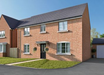 "Thumbnail 4 bed detached house for sale in ""The Kempthorne"" at Fraser Road, Priory Business Park, Bedford"
