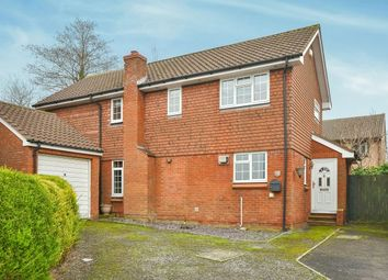 Thumbnail 4 bedroom property to rent in Downland Road, Swindon