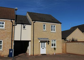 Thumbnail 3 bed end terrace house to rent in Hinchingbrooke Park, Huntingdon, Cambridgeshire