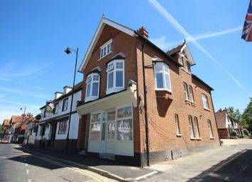 Thumbnail 3 bed flat for sale in Shipbourne Road, Tonbridge