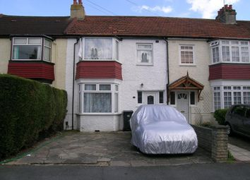 Thumbnail 3 bed terraced house for sale in Idmiston Square, Worcester Park, Surrey
