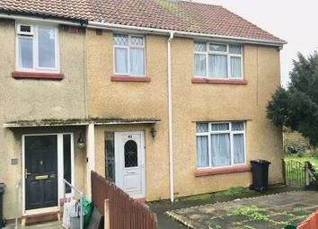 Thumbnail 3 bedroom end terrace house to rent in Alexandra Close, Staple Hill, Bristol