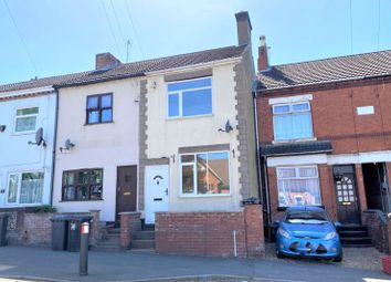 Thumbnail 2 bed terraced house to rent in Whitehill Road, Ellistown, Coalville