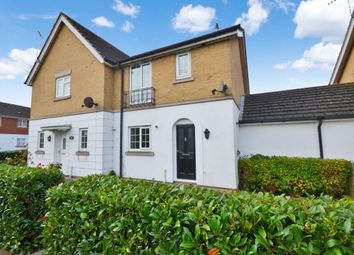 Thumbnail 3 bed semi-detached house to rent in Hadley Grange, Church Langley, Harow