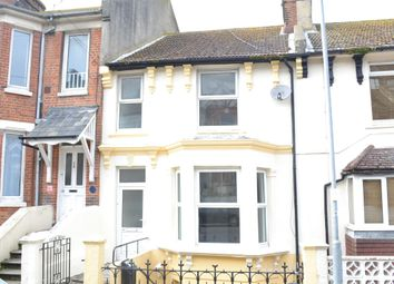 Thumbnail 2 bed maisonette to rent in A Emmanuel Road, Hastings, East Sussex