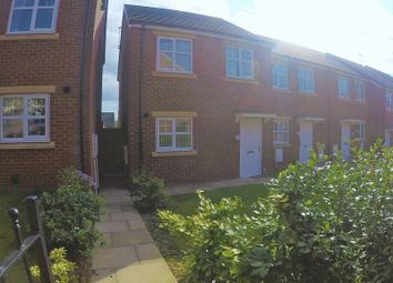 Thumbnail 3 bed mews house to rent in Oxford Road, Fegg Hayes, Stoke-On-Trent