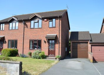 Thumbnail 3 bed property for sale in Manor Gardens, Kewstoke, Weston-Super-Mare