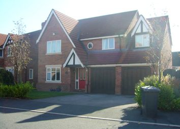 Thumbnail 5 bed detached house to rent in Waterslea Drive, Bolton