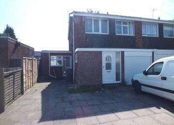 Thumbnail 3 bed semi-detached house for sale in Moor End Lane, Erdington, Birmingham