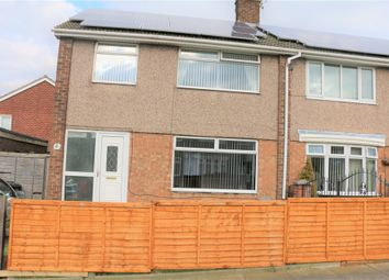 Thumbnail 3 bedroom semi-detached house for sale in Ingleby Close, Eston, Middlesbrough