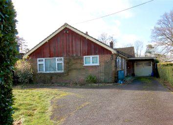 Thumbnail 3 bed bungalow for sale in Parrock Lane, Upper Hartfield, Hartfield, East Sussex