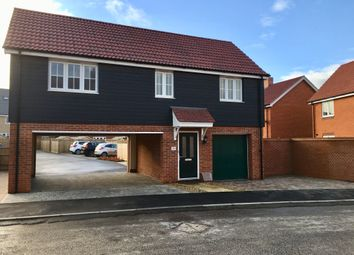 Thumbnail 2 bed flat to rent in Janey Road, Bury St. Edmunds