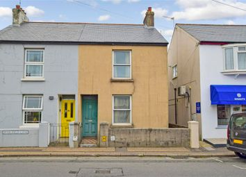 Thumbnail 3 bed semi-detached house for sale in Spitalfield Lane, Chichester, West Sussex