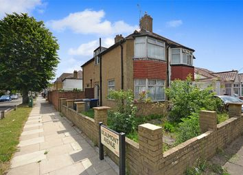 Thumbnail 2 bedroom semi-detached house for sale in Beaumont Avenue, Wembley, Middlesex