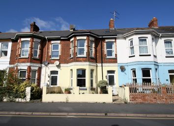 Thumbnail 5 bed terraced house for sale in Victoria Road, Exmouth