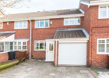 Thumbnail 4 bed terraced house for sale in Alderwood Close, Hartlepool