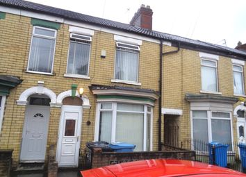 4 bed terraced house for sale in Walgrave Street, Hull HU5