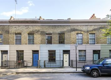 Thumbnail 4 bedroom terraced house to rent in Wharfdale Road, Kings Cross, London