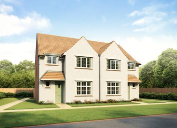 Thumbnail 3 bedroom semi-detached house for sale in Plots 5, 6, 7 & 8 - The Ludlow, Grove Lane, Stonehouse