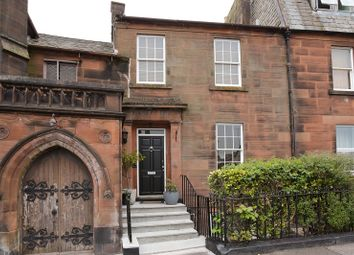 Thumbnail 3 bed town house for sale in Loreburn Street, Dumfries