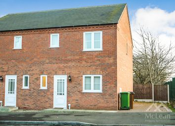 Thumbnail 3 bed semi-detached house for sale in Harvey Road, Nottingham