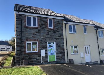 "Thumbnail 3 bed terraced house for sale in ""The Tregay"" at Callington Road, Liskeard"