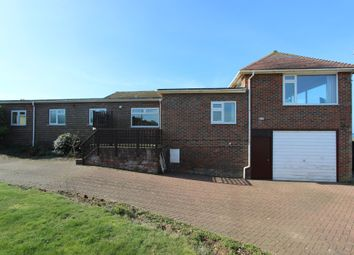 Thumbnail 3 bed detached bungalow for sale in Marine Parade, Seaford