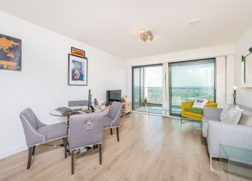 Thumbnail 1 bedroom flat for sale in Legacy Tower, 88 Great Eastern Road, Stratford